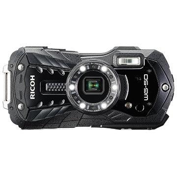 リコー 防水デジタルカメラ WG-50 (ブラック) WG-50BK