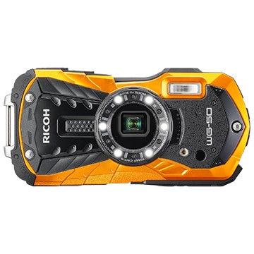 リコー 防水デジタルカメラ WG-50 (オレンジ) WG-50OR