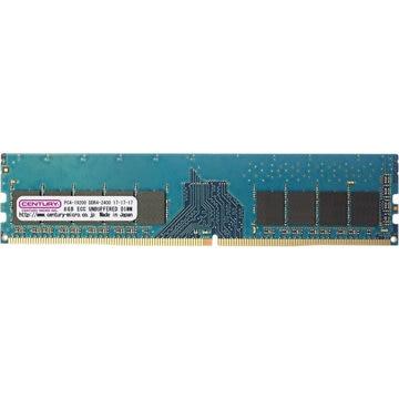 CENTURY MICRO サーバー/WS用PC4-19200 8GB DIMM ECC CD8G-D4UE2400H