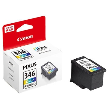 CANON FINEカートリッジ BC-346XL 3色カラー(大容量) 2160C001