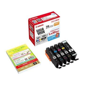 CANON インクタンク BCI-381+380/5MP 2344C001