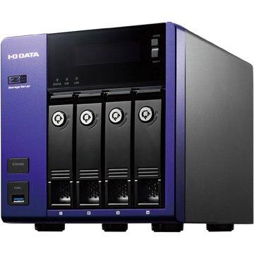 I-ODATA WSS2016 Wg/Celeron搭載 4ドライブNAS 8TB HDL-Z4WQ8D