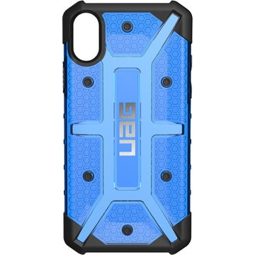 UAG iPhone X用 Plasma ケース (コバルト)