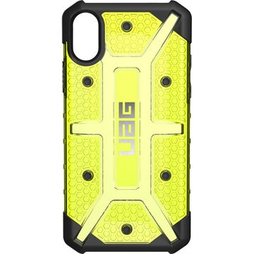 UAG iPhone X用 Plasma ケース (シトロン)