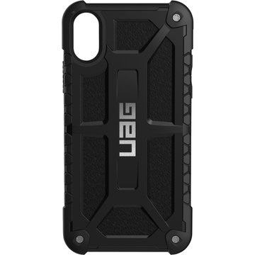 UAG iPhone X用 Monarch ケース (ブラック)