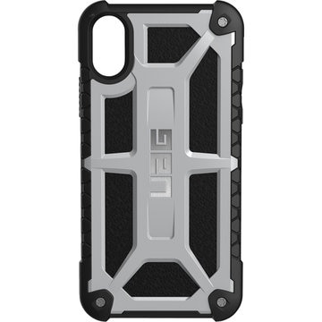 UAG iPhone X用 Monarch ケース (プラチナム)