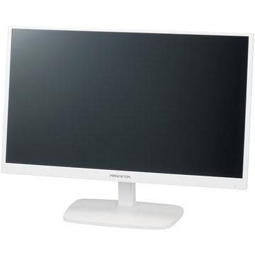 白色LED 23.6型ワイド液晶ディスプレイ (ホワイト)