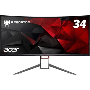 Acer 34型ワイド液晶ディスプレイ X34Pbmiphzx X34Pbmiphzx