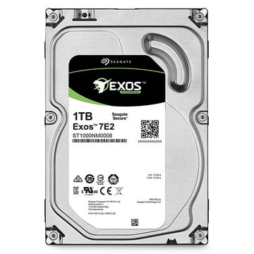 SEAGATE 3.5インチ内蔵HDD 1TB SATA6Gb 7.2K 128MB ST1000NM0008