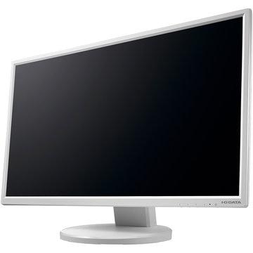 I-ODATA 5年保証 フリースタイルスタンド23.8型ディスプレイ ホワイト LCD-MF245EDW-F