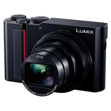 Panasonic デジタルカメラ LUMIX TX2 (ブラック) DC-TX2-K