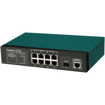 Panasonic 8ポート L2スイッチ Switch-M8eGi PN28080i