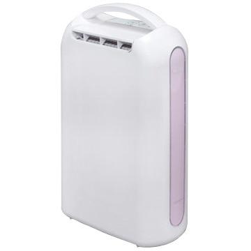アイリスオーヤマ 衣類乾燥除湿機(デシカント式) ピンク リニューアル IJD-H20P