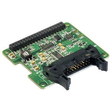 【送料無料】RATOC Systems Raspberry Pi SPI アナログ入力ボード MIL RPi-GP40M