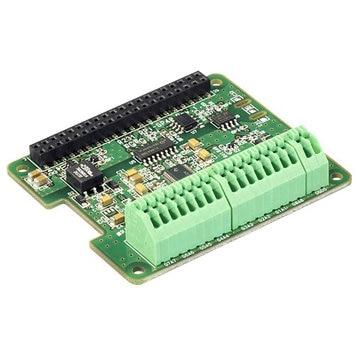 【送料無料】RATOC Systems Raspberry Pi SPI アナログ入力ボード 端子台 RPi-GP40T