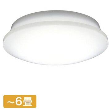 アイリス LEDシーリングライト5.1 6畳調光 CL6D-5.1