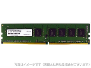 ADTEC DDR4-2400 288pin UDIMM 4GB SR ADS2400D-X4G