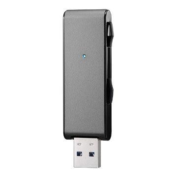 I-ODATA USB3.1 Gen1対応 USBメモリー 64GB ブラック U3-MAX2/64K