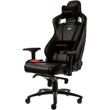 noblechairs EPIC ゲーミングチェア レッド