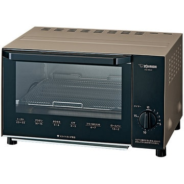 象印マホービン オーブントースター シャンパンゴールド EQ-AA22NM