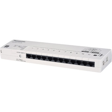Panasonic 12ポート L2スイッチ Switch-S12E PN211207
