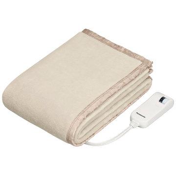 Panasonic 電気しき毛布(シングルLSサイズ)(ベージュ) DB-UM4LS-C