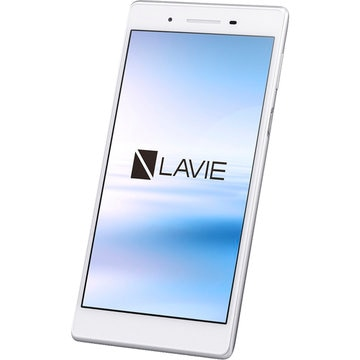 <ひかりTV>【送料無料】LAVIE Tab E - TE507/JAW ホワイト PC-TE507JAW