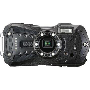 リコー 防水デジタルカメラ WG-60 (ブラック) WG-60BK