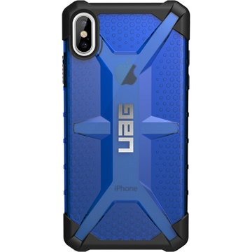 UAG iPhone XS Max PLASMAケース (コバルト)