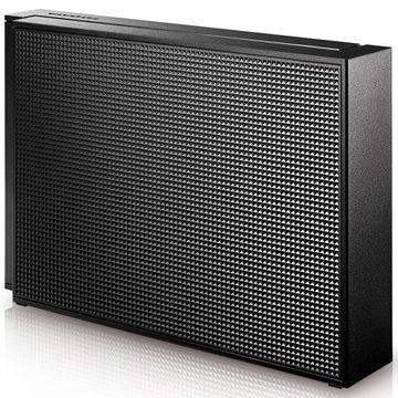 IODATA USB3.1 Gen1対応 外付HDD 8TB ブラック HDCZ-UT8KC