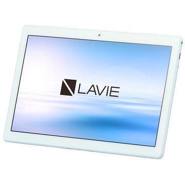 NEC LAVIE Tab E Android - TE410/JAW ホワイト PC-TE410JAW