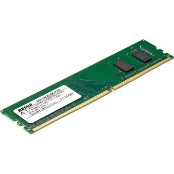 BUFFALO PC4-2666対応 288ピン DDR4 U-DIMM 4GB MV-D4U2666-X4G