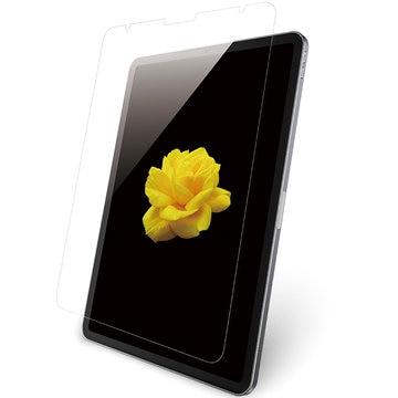 BUFFALO 20・'18年iPadPro12.9 指紋防止フィルム 高光沢 BSIPD1812FG