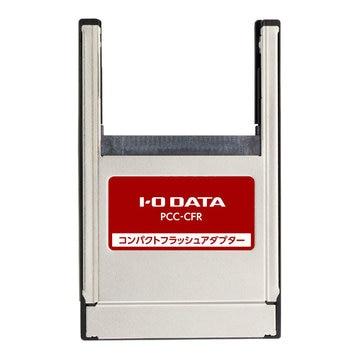 I-ODATA コンパクトフラッシュアダプター PCC-CFR