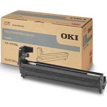 OKIデータ イメージドラム マゼンタ (C844/835/835/824) DR-C3BM