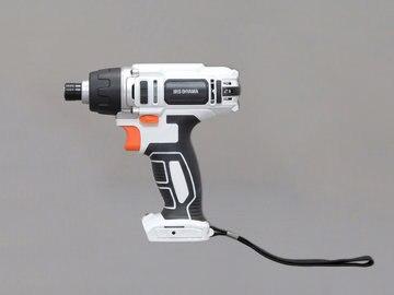 【送料無料】アイリス 充電式インパクトドライバ JID80