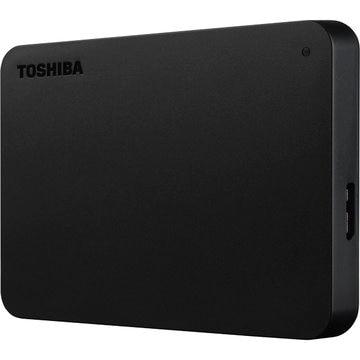 TOSHIBA ポータブルHDD 1TB ブラック HDTB410FK3AA-D