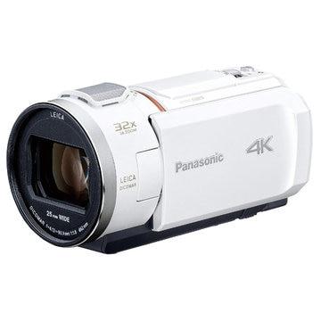 パナソニック デジタル4Kビデオカメラ (ピュアホワイト) HC-VZX2M-W