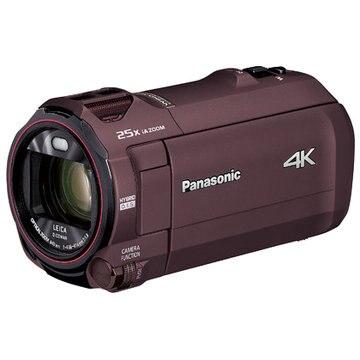 パナソニック デジタル4Kビデオカメラ (カカオブラウン) HC-VZX992M-T