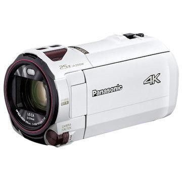 パナソニック デジタル4Kビデオカメラ (ホワイト) HC-VZX992M-W