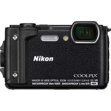ニコン デジタルカメラ COOLPIX W300 ブラック COOLPIXW300BK