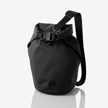 防水・防塵バッグ/ドライバッグ/Sサイズ/5L/ブラック