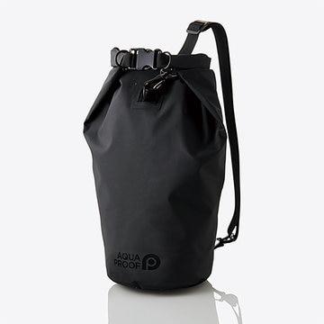 防水・防塵バッグ/ドライバッグ/Lサイズ/10L/ブラック