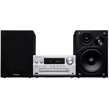 Panasonic CDステレオシステム (シルバー) SC-PMX90-S