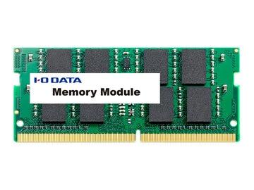 アイ・オー・データ機器 PC4-2133(DDR4-2133)ノート用メモリー 8GB SDZ2133-8GR