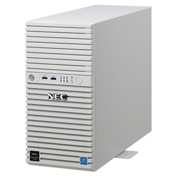 NEC Express5800/T110j 8G Xeon 4T*2/R1 W2019 NP8100-2757YPAY