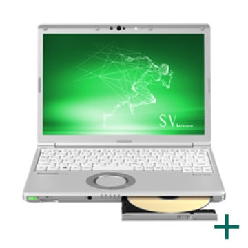 Panasonic Let's note SV8法(i7vPro/SM/10P/LTE/電L) CF-SV8SFKVS