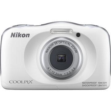 ニコン デジタルカメラ COOLPIX W150 ホワイト COOLPIXW150WH