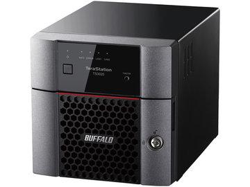 バッファロー TS3220DNシリーズ 2ベイデスクトップNAS 2TB TS3220DN0202