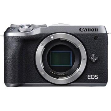 CANON EOS M6 Mark II (シルバー) 3612C004